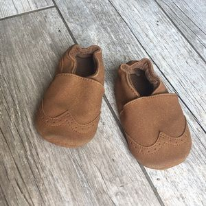Little Naturals - Infant Moccasins S 1